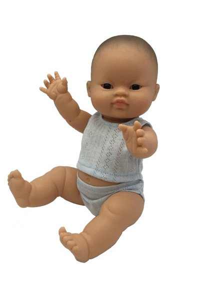 Baby pop  jongen