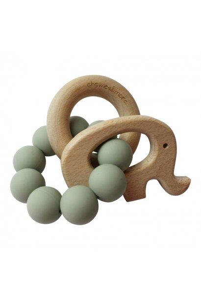 Play rattle elephant