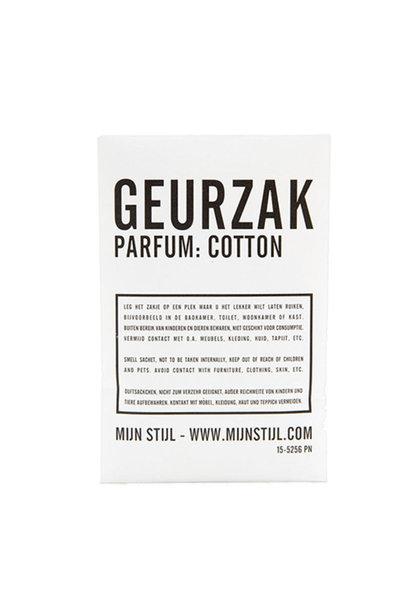 Geurzak cotton