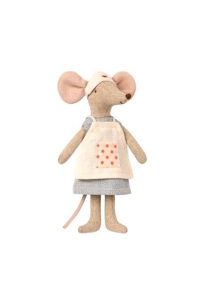 Verpleegkundige muis