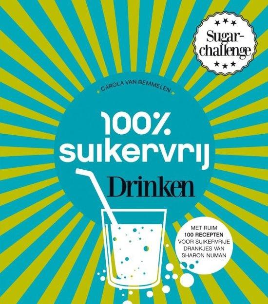 100% suikervrij drinken-1