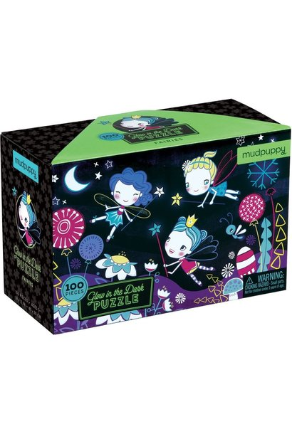 Glow in dark puzzel fee