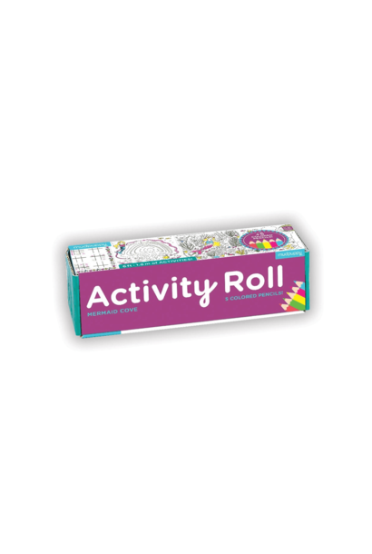 Activity roll mermaid
