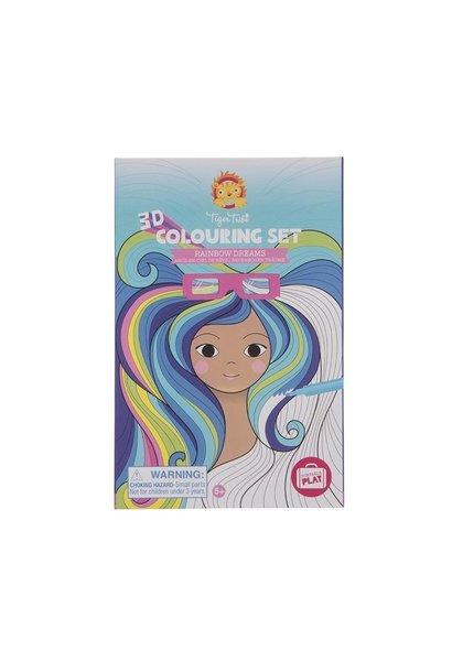 3d Kleurboek