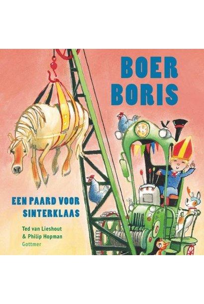 Een paard voor sinterklaas Boer Boris