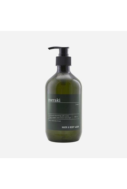 Hair & body wash, men