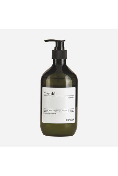 Body wash, linen dew