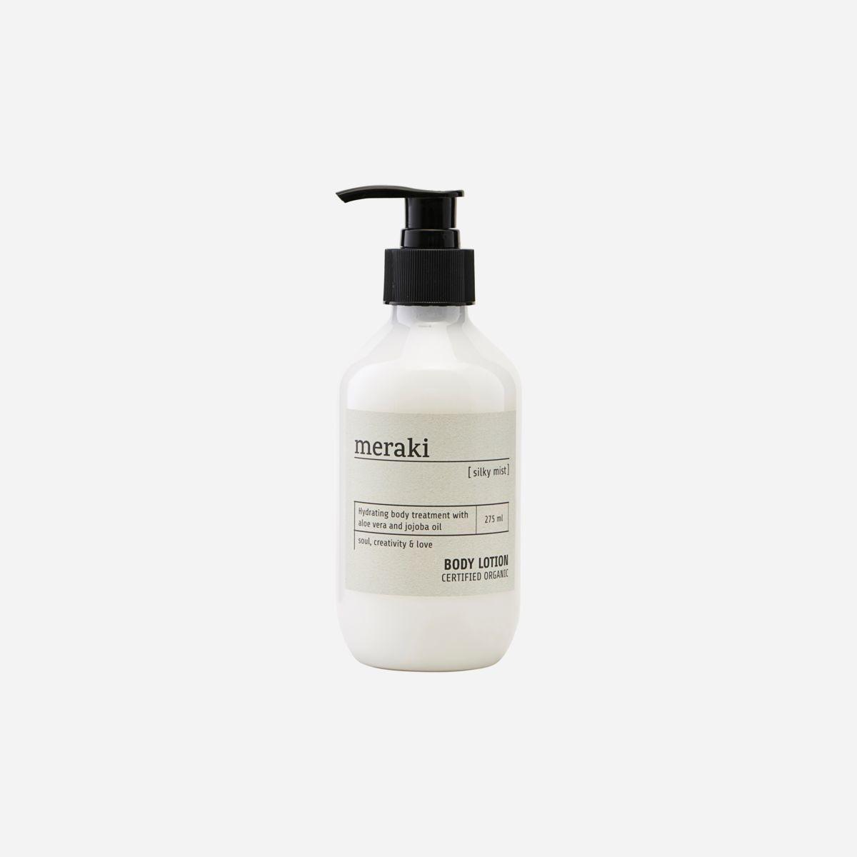 Body lotion silky mist-1