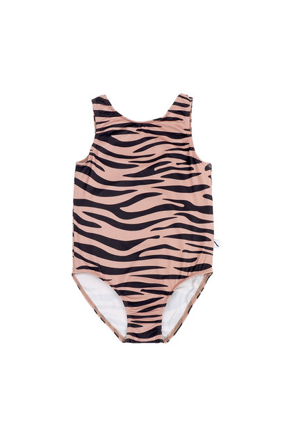 Swimsuit tiger