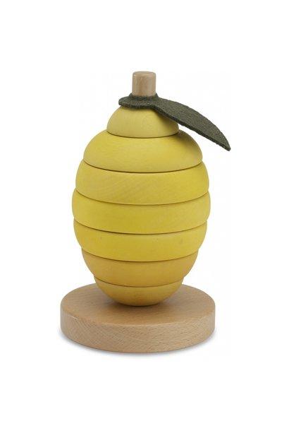 Stapel fruit citroen