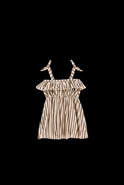 Spaghetti  dress  stripes