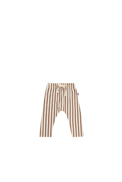 Baby pants stripes
