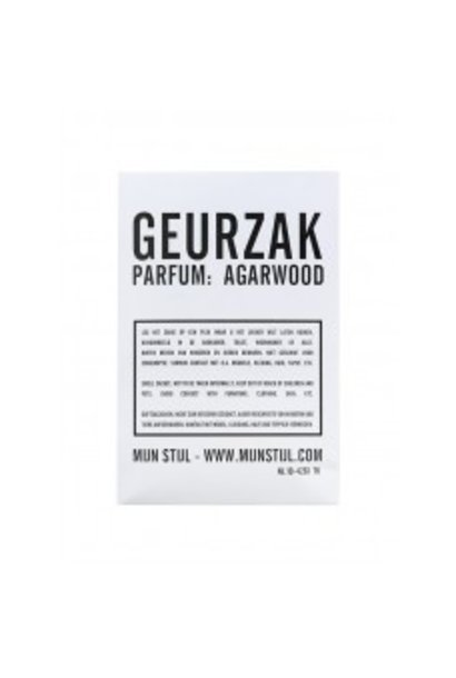 Geurzak agarwood