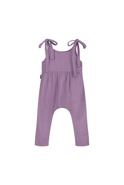 Jumpsuit purple