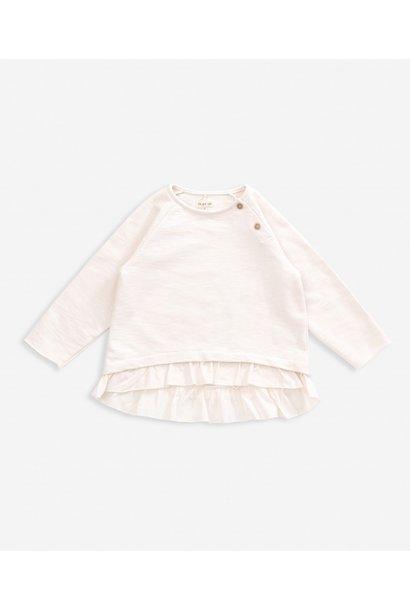 Flame fleece sweater