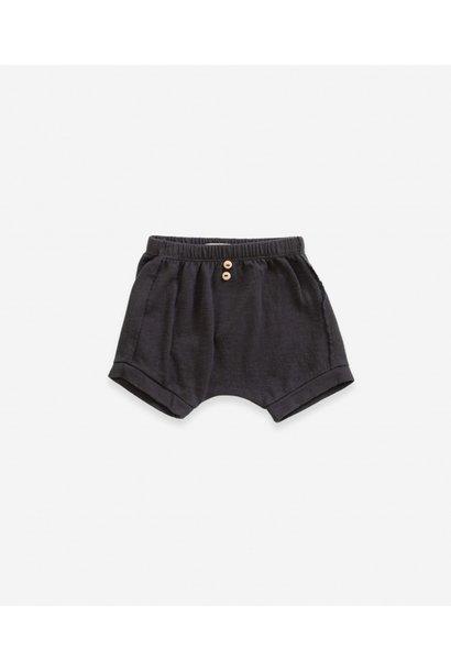 Fleece flame shorts