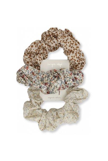 3 pack scrunchie