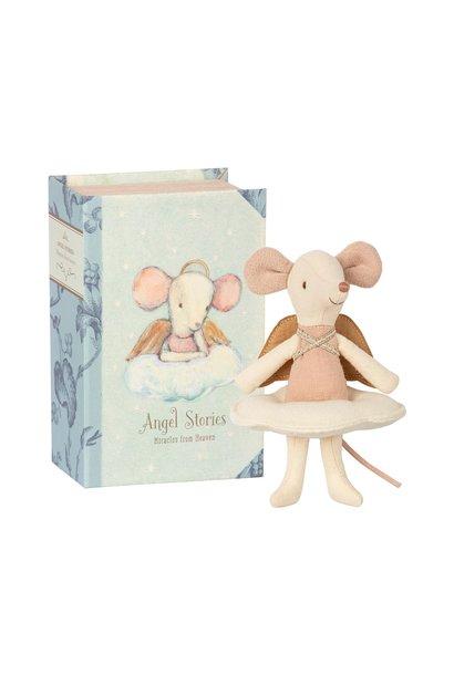 Engel muis, grote zus in boek