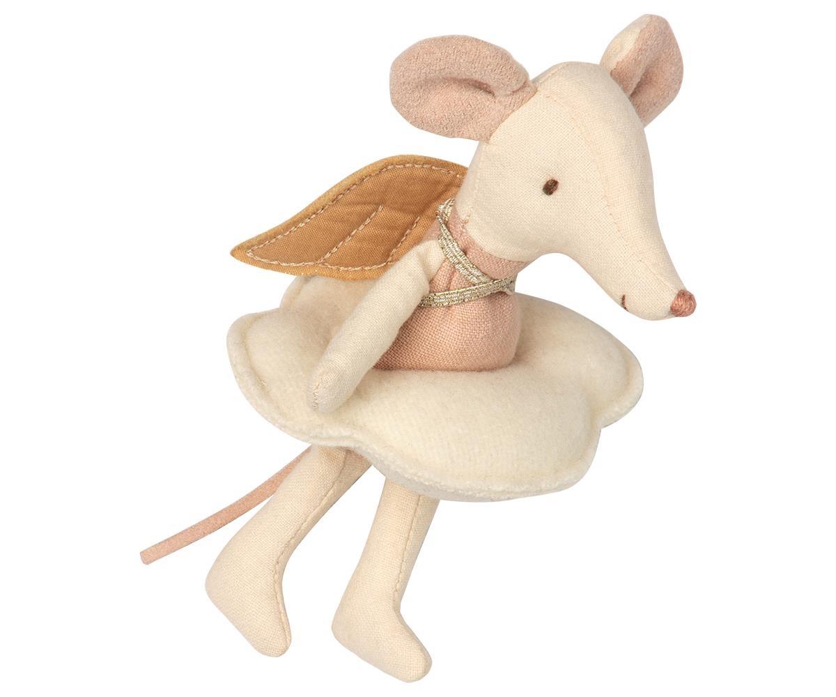 Engel muis, grote zus in boek-3