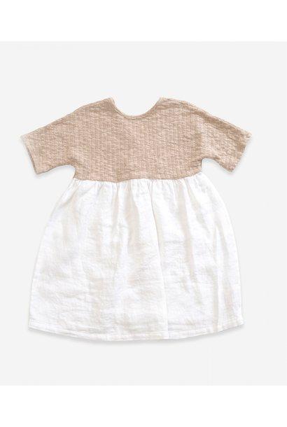 Mixed dress