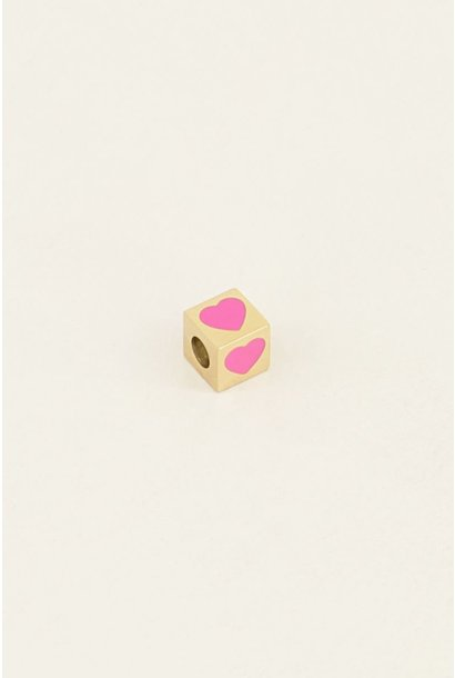 Cubes bedel hartje