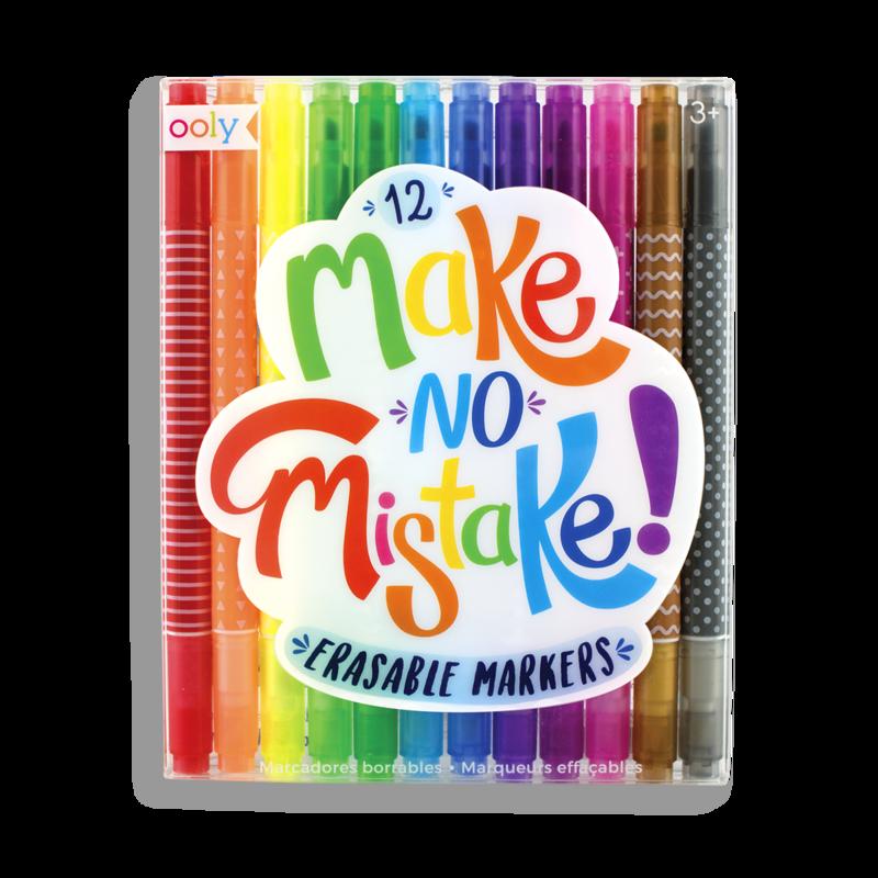 Stiften ''Make No Mistake''-1