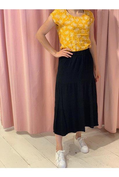 Lange rok zwart