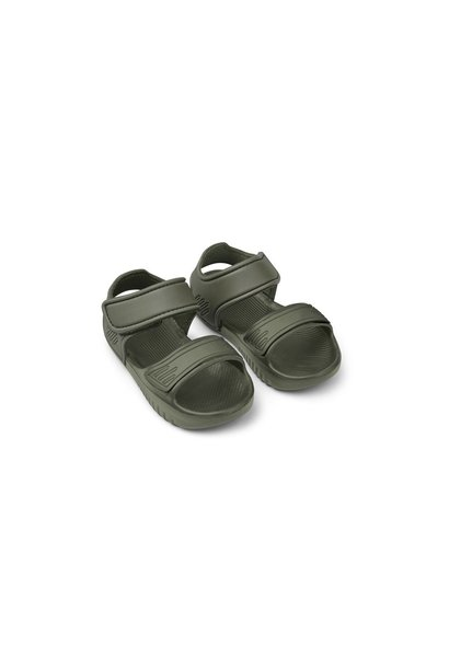 Blumer sandals - hunter