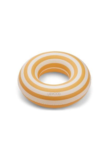Baloo swim ring yellow mellow/creme de la creme