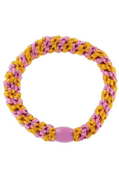 Kknekki Jaffa-Bubblegum stripe