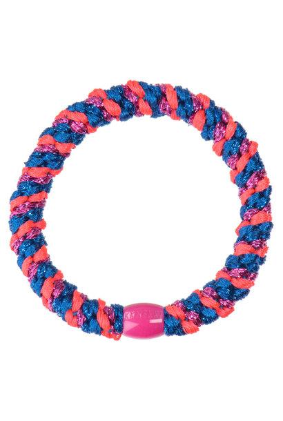 Kknekki Mix Electric Bue-pink glitter