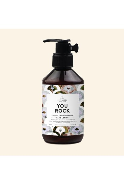 Hand lotion 250 ml - you rock