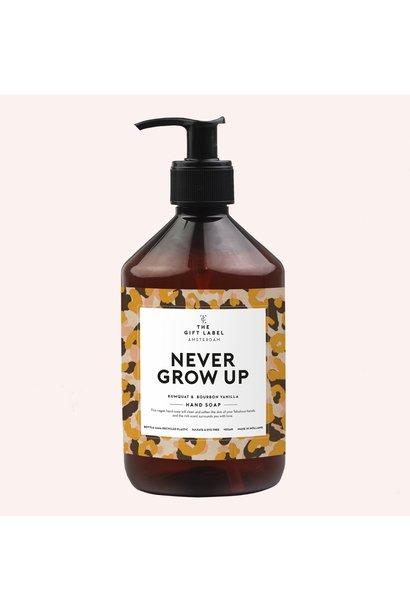 Handzeep 500 ml - Never grow up