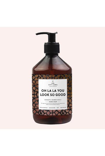 Hand soap 500 ml - x oh la la you look so good