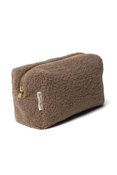 Chuncky pouch Brown