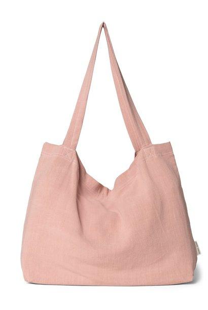 Mom bag Pink cloud