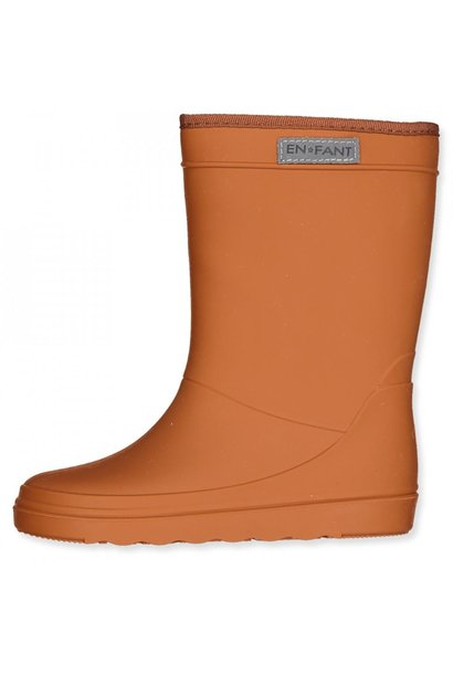 Thermo boot camel