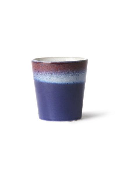 Ceramic 70's mug, air