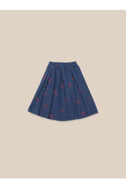 Umbrellas All over skirt