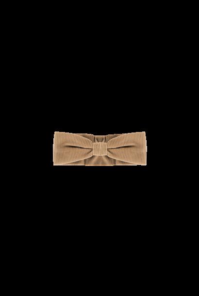Headband - Biscuit Rib Velvet
