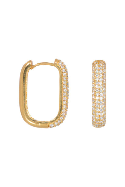 Icon pave hoops