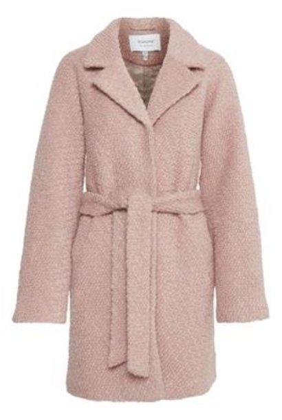 BYALUNA jacket - Warm Rose