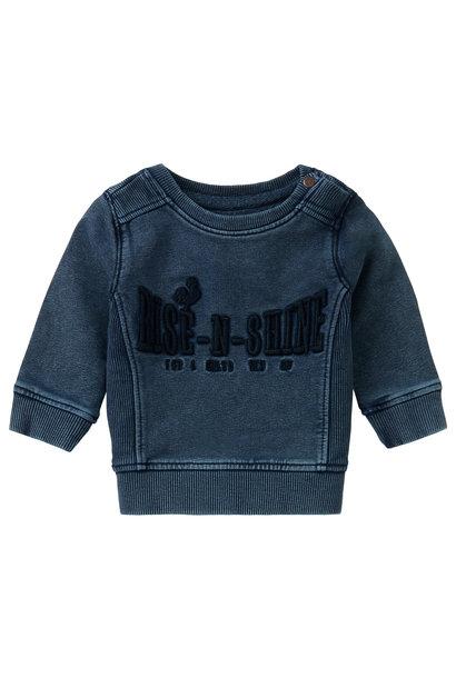 Sweater LS Wolseley - Dark Sapphire