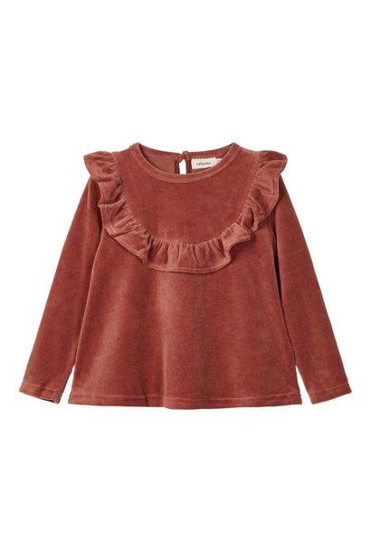 Sweater velvet