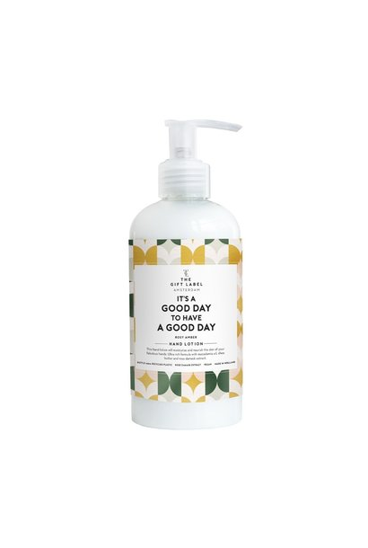 Hand lotion, 250ml, High summer, It is a good day to have a good day