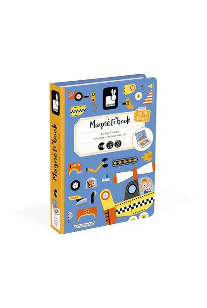 Magnetibook - Racers