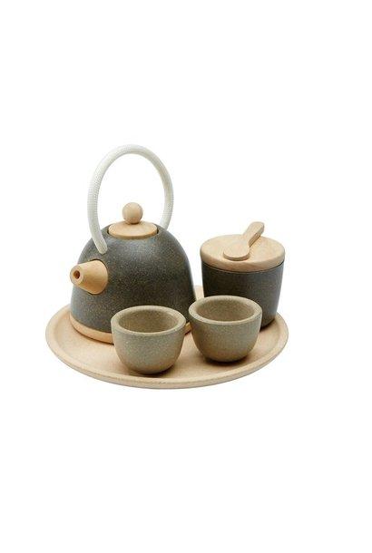 Aziatische thee set