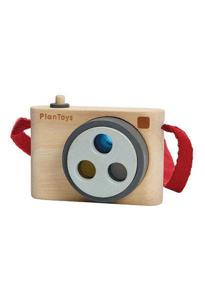 Mini camera met kleurlens
