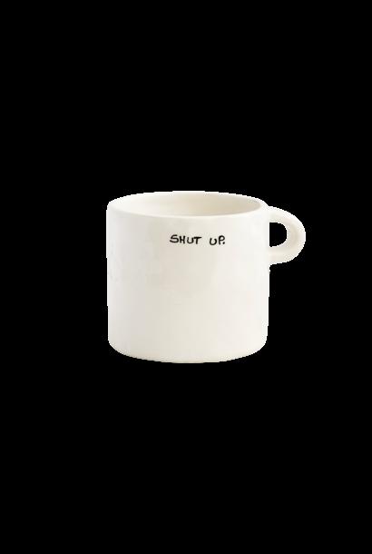Mug - shut up