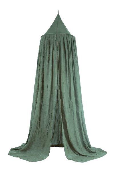 Klamboe vintage, ash green